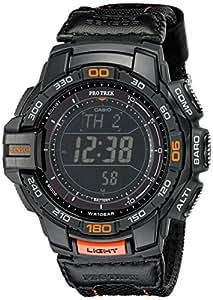 Casio Men's PRG-270B-1CR PRO TREK Aviator Black Watch