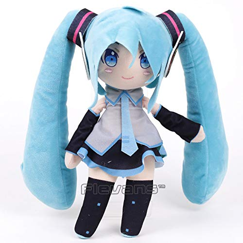 Amazon.com: Anime Hatsune Miku Peluche suave peluche muñeca ...