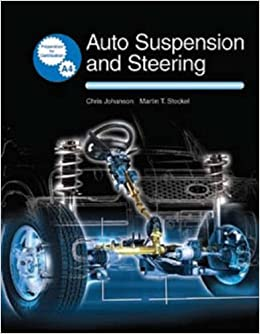 Auto Suspension and Steering Natef Standards Job Sheets