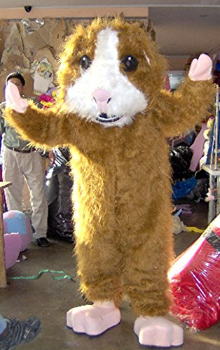 Hamster Mascot Costume Adult Costume (Hamster Costume For Adults)