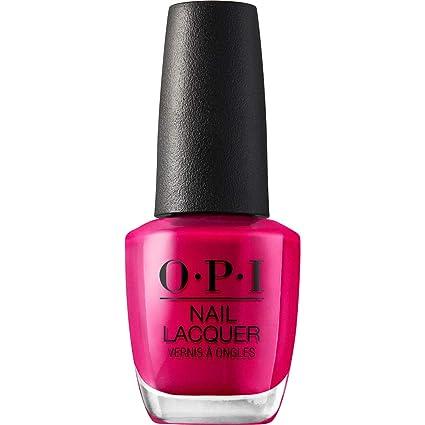 Opi Nail Lacquer California Raspberry