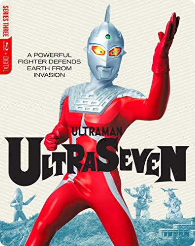 UltraSeven - Complete Series - SteelBook Edition [Blu-ray] (Series Seven)