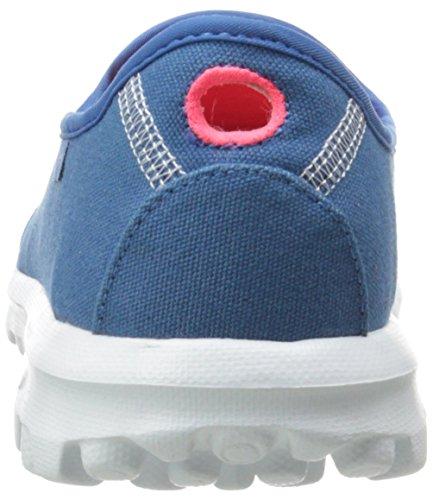 Skechers Gowalk Impress - Zapatilla baja para mujer Azul