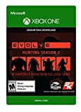 Evolve Hunting Season 2 Season Pass - Xbox One Digital Code