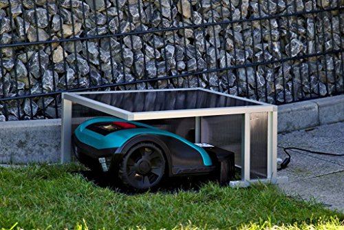 PreGaRo - Cubierta de garaje para robot cortacésped PG350/400 ...