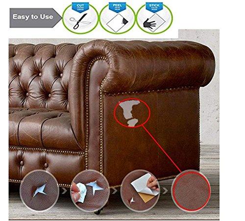 De Parche Reparación Auxilios Para Adhesivo Cuero Primeros xOPfaO8