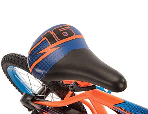 Huffy Bicycle Company Pro Thunder Single-Speed Boys Bike, Neon Orange, 16'' by Huffy (Image #1)