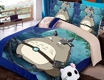 ropa de cama totoro home textiles de funda de edredn juego de cuatro piezas ikea carcasa
