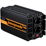 Convertisseur onde sinusoïdale modifiée 12v 220v onduleur 2000 4000w transformateur de tension