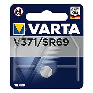 2954602b10e643 VARTA - Piles bouton - V 371  Varta  Amazon.fr  High-tech