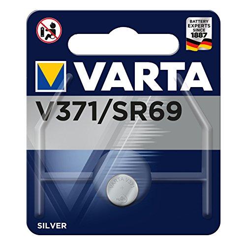 VARTA Button Cell Type 371 Battery (Watch Batteries D371)