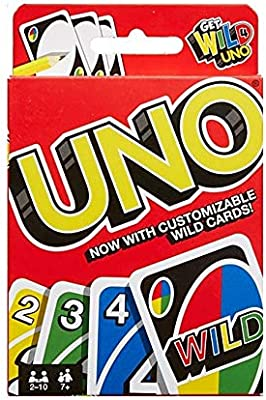 Carte Uno.Mattel Bgy49 Uno Carte Uno Amazon Com
