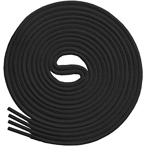 Oval Athletic Shoelaces [3 Pairs] 1/4