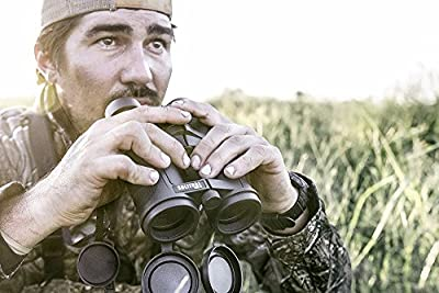 Sightmark Solitude 10x42LRF Binocular by Sellmark Corporation