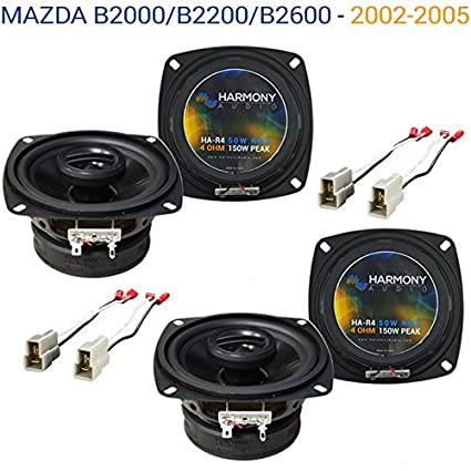 Amazon.com: Compatible with Mazda B2000/B2200/B2600 86-93 ...