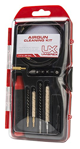 Umarex 2211000 Air Gun Cleaning Kit, Black