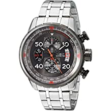 Invicta Men's 17204 AVIATOR Stainless Steel Casual Watch