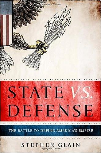 Book State vs. Defense: The Battle to Define America's Empire