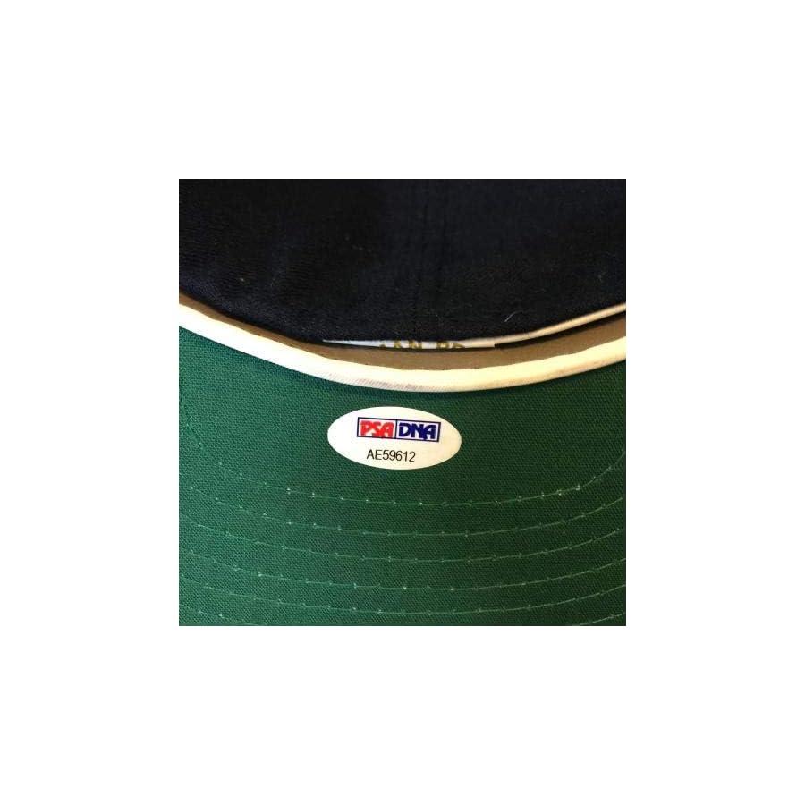 "Eddie Mathews""HOF 1978"" Signed Game Model Milwaukee Braves Hat COA PSA/DNA Certified Autographed Hats"