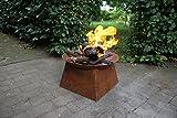 Esschert Design Rust Fire Bowl