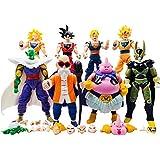 L'OGA New Set of Toys! Dragon Ball 8pcs/Set...