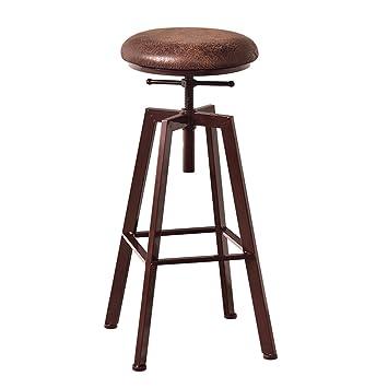 Stool + chair ASL Bar Sillas, Bar Alto Banco Silla Alta Hierro ...