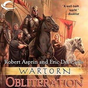Wartorn: Obliteration Audiobook