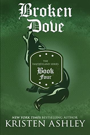 book cover of Broken Dove