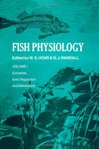 FISH PHYSIOLOGY V1, Volume 1