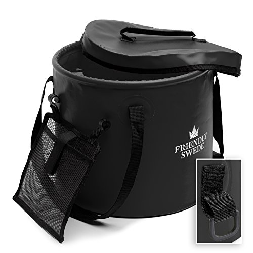 Collapsible Bucket Camping Travel Gardening