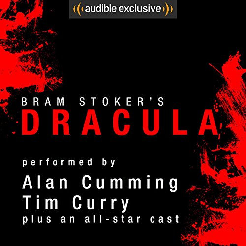 Dracula [Audible Edition] cover