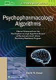 Psychopharmacology Algorithms: Clinical Guidance