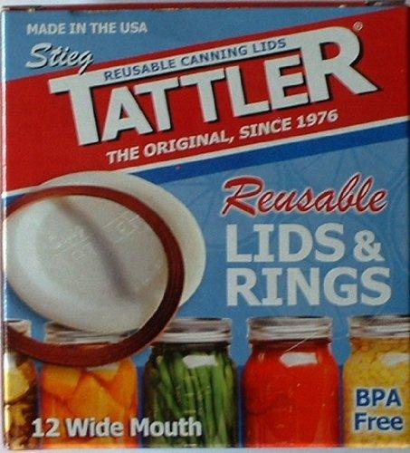 reusable canning jars - 1