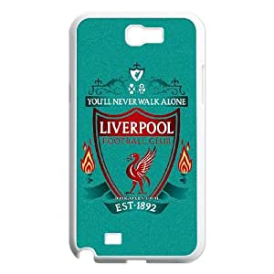 Liverpool Logo For Samsung Galaxy Note 2 N7100 Csae protection phone Case ST070735