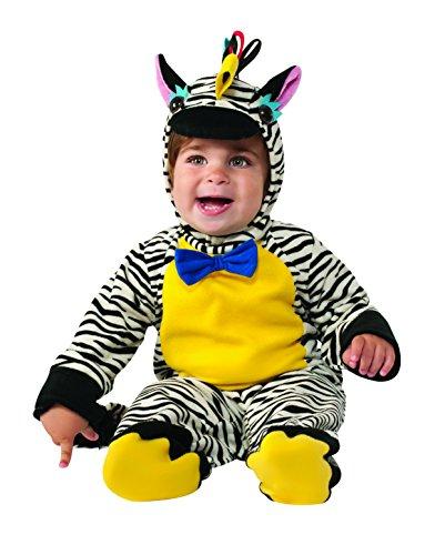 Baby's Zebra Costume