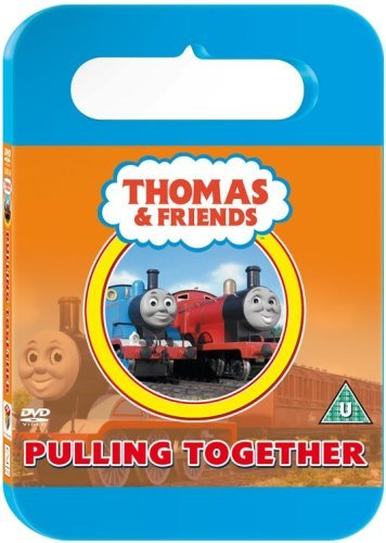 Thomas the Tank Engine-Pulling Together Carry Case [Reino Unido] [DVD]