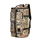 Lightweight Packable Travel Hiking Backpack Daypack 40L (camouflage, 35L) Review