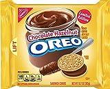 NEW Oreo Chocolate Hazelnut Sandwich Cookies Limited Edition 10.7oz
