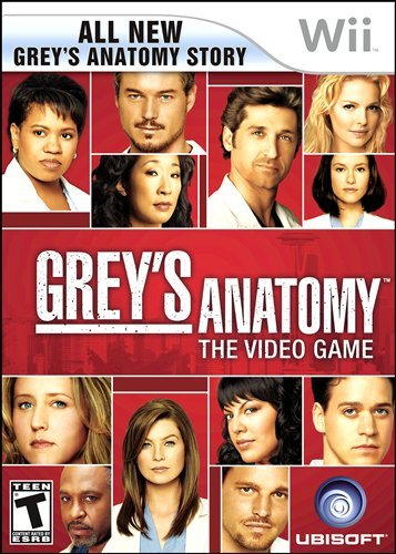 Greys Anatomy Wii - Grey's Anatomy - Nintendo Wii