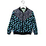 Stella McCartney Kids Maple Pom Pom Jacket 381208 (8 Years)