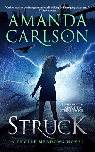 book cover of Struck