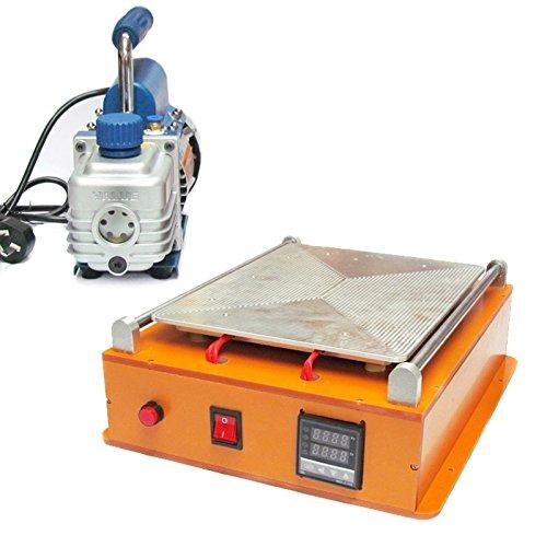 hot plate lcd separator - 8