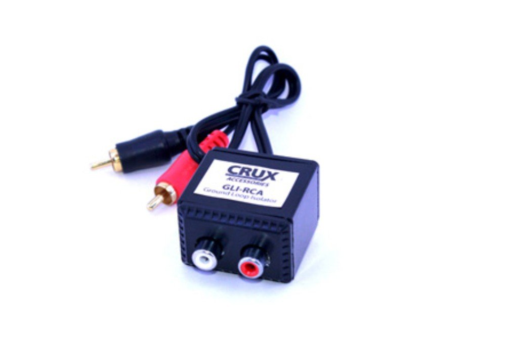 Crux GLI-RCA Radio Replacement Accessories