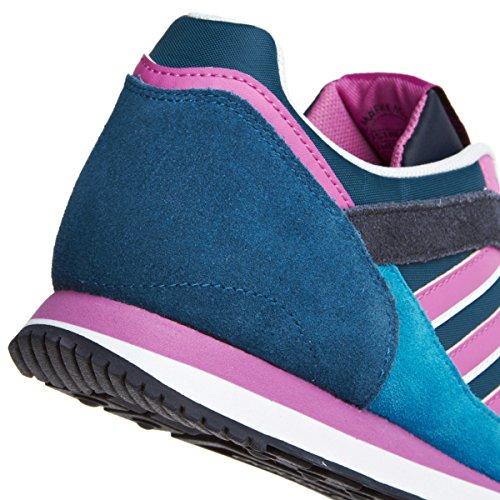 Adidas 100 Dunkelblau Zx Pink Femme Originals W Basket rFqHr1