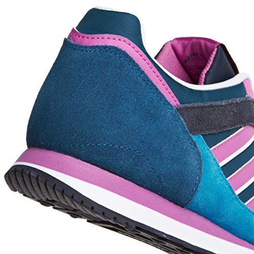 Adidas ZX 100 - Zapatillas de running para mujer blue/violet