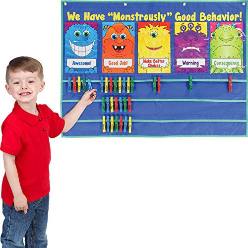 We Have Monstrously Good Behavior! Clip N Track System]()