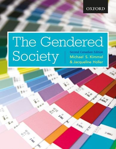 The Gendered Society: Second Canadian Edition