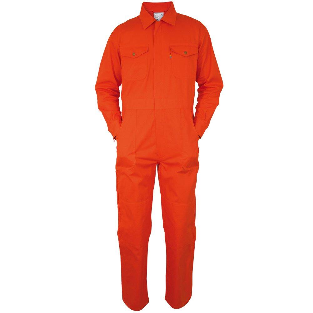 Carson Classic Workwear Arbeitsoverall aus reiner Baumwolle, 1 Stü ck, 48, marine, KTH735.HY