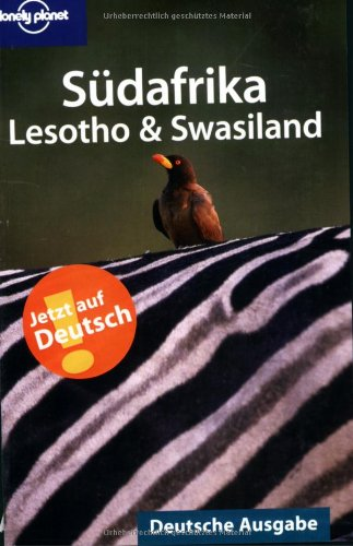 Lonely Planet Reiseführer Südafrika, Lesotho und Swaziland