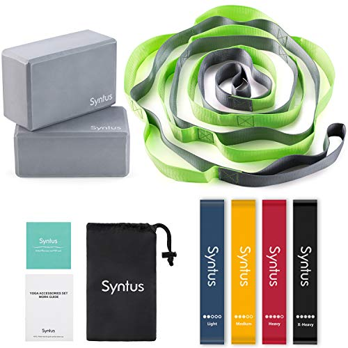 Syntus 9-in-1 Yoga Set